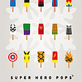 Geek Art - Ice Pops Collection