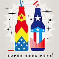 Geek Art- Soda Pops Collection