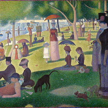 Georges Seurat Collection