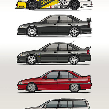 German Cars Collection
