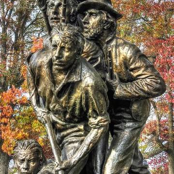 Gettysburg - CSA Monuments