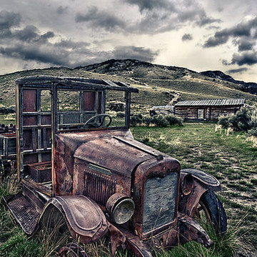 Ghost Towns and Abandoned Places Collection