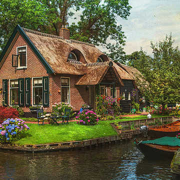 Giethoorn. Holland Collection