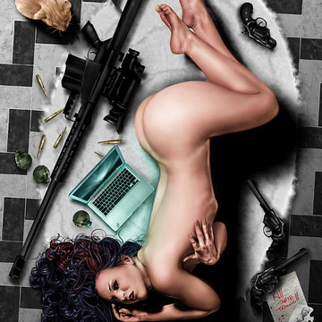 Girls with Guns Collection