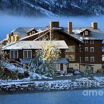 Glacier National Park - Many Glacier Collection