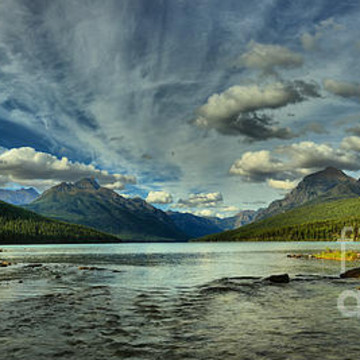 Glacier National Park - Bowman Lake Collection