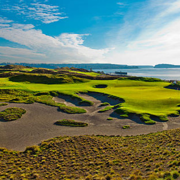 Golf Courses - Chambers Bay And Thendara GC Collection