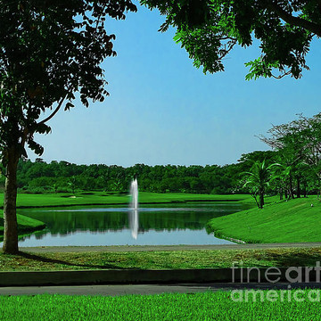 Golfing Landscapes Collection