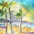 Gran Canaria Sketches And Paintings Collection