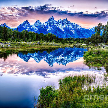 Grand Teton and Yellowstone National Parks Collection