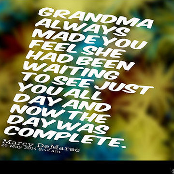 Grandmother Quotes Collection