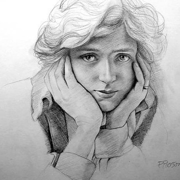 Graphite Drawings Collection