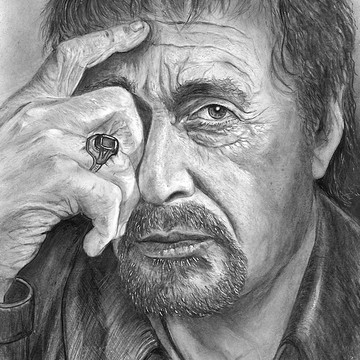 Graphite pencil Drawings Collection