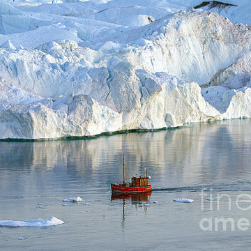 Greenland and Icebergs Collection