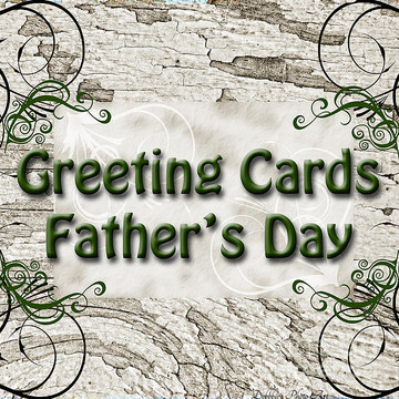GREETING CARDS - Father