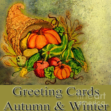 GREETING CARDS Autumn and Winter  Collection