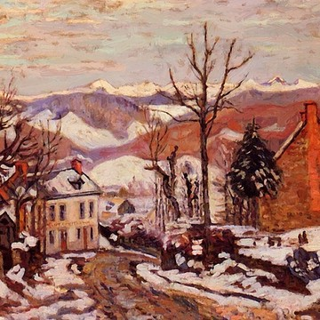 Guillaumin Armand Collection