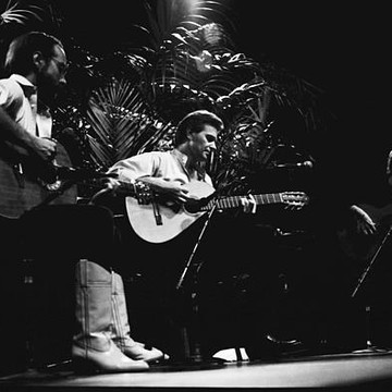 Guitar Trio with Paco DeLucia and John McLaughlin and Al Di Meola Collection