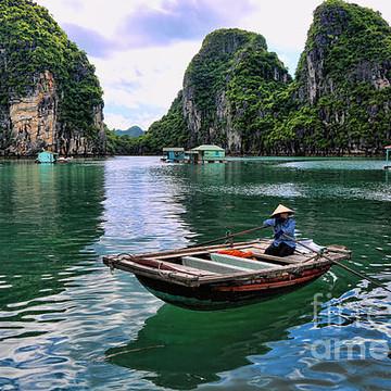 Ha Long Bay Vietnam Collection