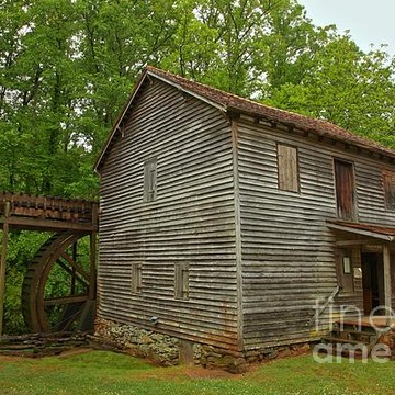 Hagood Mill Historic Site - South Carolina Collection