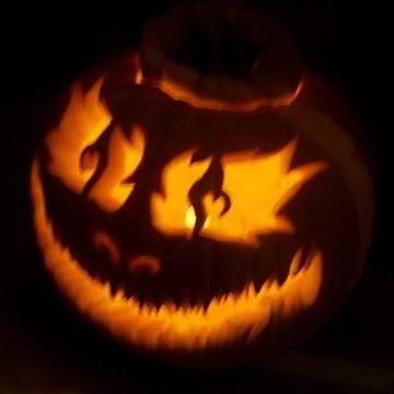 Halloween Pumpkin Carvings Collection