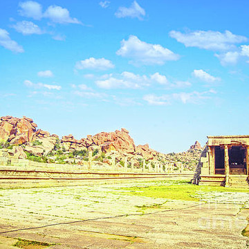 Hampi Temples Collection