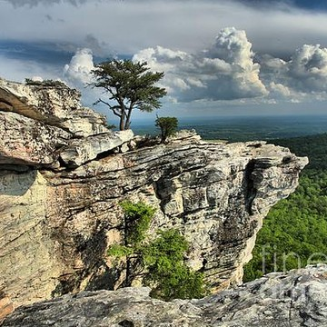 Hanging Rock State Park - NC Collection