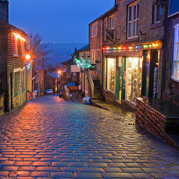 Haworth Village West Yorkshire UK Collection