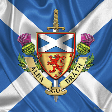 Heraldry of Scotland Collection