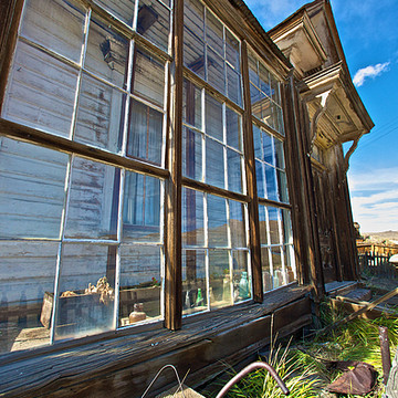 Historic Bodie California Collection