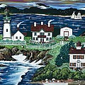 Historic Lighthouses Collection