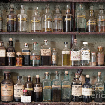 Historic Pharmacy Collection