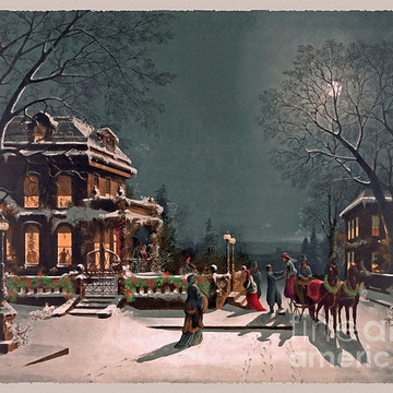 Holiday greeting cards Collection