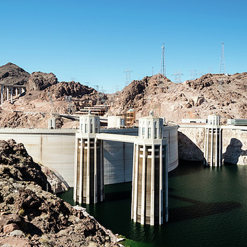 Hoover Dam USA Collection