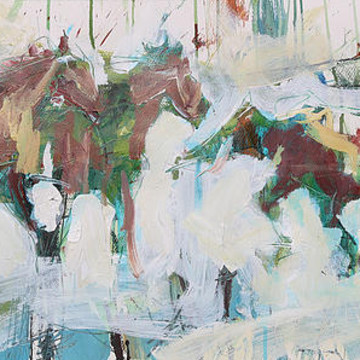 Horses and Horse Racing Collection