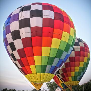 Hot Air Balloon Fantasies Collection