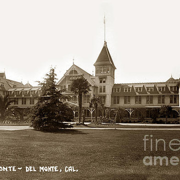 Hotel Del Monte Monterey California Collection