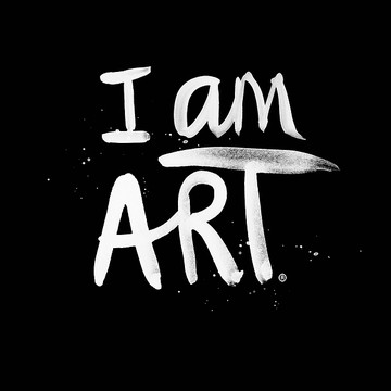 I AM ART Shirts and Lifestyle Items Collection