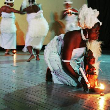 Iba Adulation Dance Drama