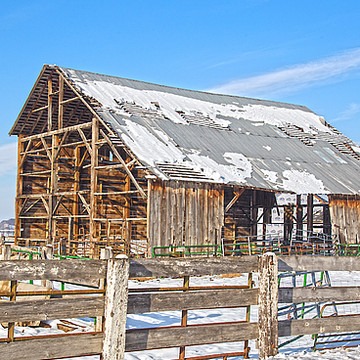 Idaho Barns & Structures Collection