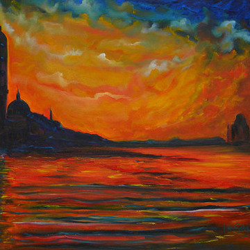 Impressionist Oil Paintings