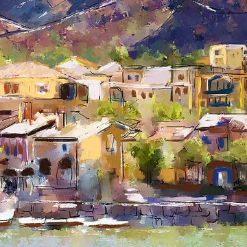 Impressionist Paintings Collection