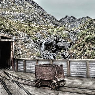 Independence Mine at Hatcher Pass Alaska Collection