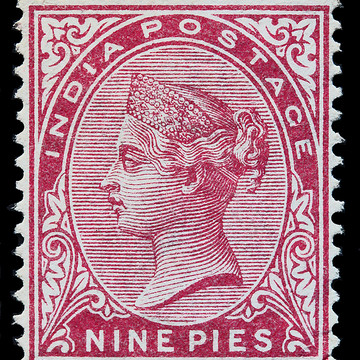 Indian Postage Stamps Collection