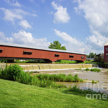Indiana Covered Bridges & Farms Collection