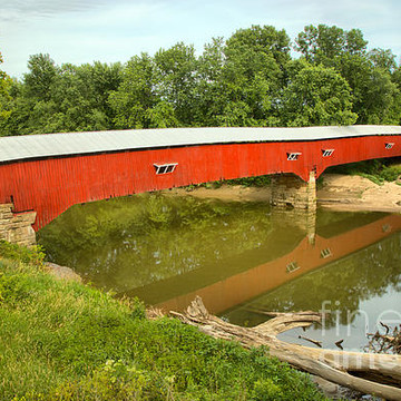 Indiana Covered Bridges Collection