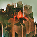 Inner Light Oils by Glenn 1975 to 79 Collection