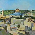 Israel paintings
