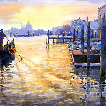 Italy Venice Paintings Collection