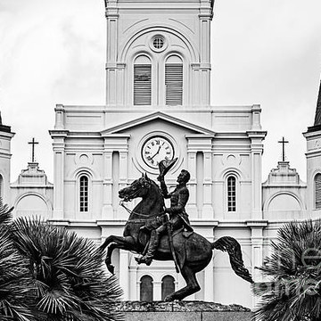 Jackson Square - French Quarter Collection